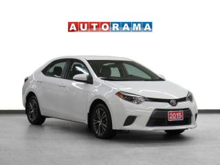 Used 2015 Toyota Corolla Backup Cam for sale in Toronto, ON