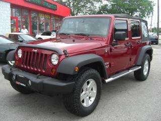 Used 2011 Jeep Wrangler UNLIMITED SPORT for sale in London, ON