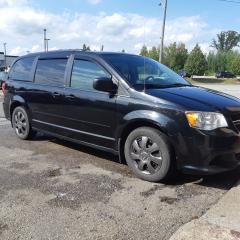 Used 2014 Dodge Grand Caravan SXT for sale in Orillia, ON