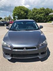 Used 2009 Mitsubishi Lancer GTS for sale in Brampton, ON