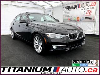 Used 2016 BMW 3 Series 328i xDrive+GPS+Camera+Park Sensors+LED Lights+XM+ for sale in London, ON