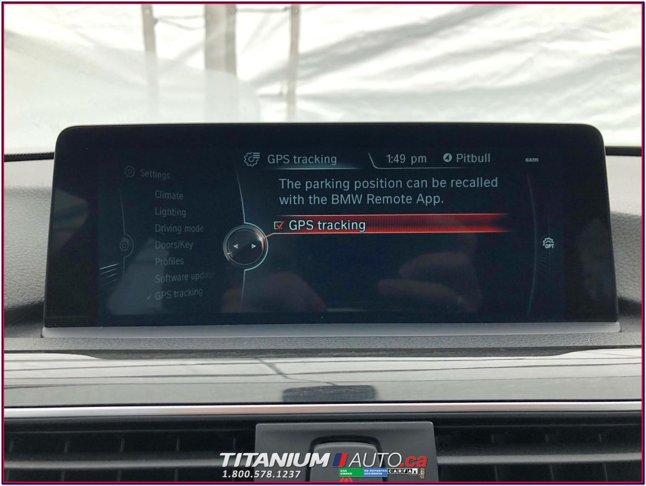 Used 2016 BMW 3 Series 328i xDrive+GPS+Camera+Park Sensors+