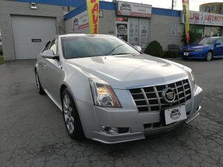 Used 2012 Cadillac CTS Premium | AWD | Navigation | Backup Camera for sale in Oakville, ON