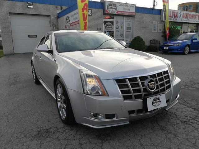 2012 Cadillac CTS Premium | AWD | Navigation | Backup Camera