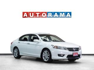 Used 2014 Honda Accord TOURING NAVIGATION LEATHER SUNROOF BACKUP CAM for sale in Toronto, ON
