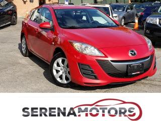 Used 2010 Mazda MAZDA3 GX | HATCHBACK | MANUAL | NEW CLTUCH | for sale in Mississauga, ON
