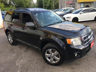 Used 2009 Ford Escape XLT/ AUTO/ SUNROOF/ ALLOYS/ FOG LIGHTS/ LOADED! for sale in Scarborough, ON