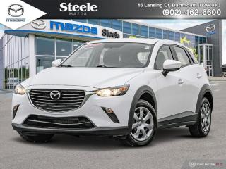 Used 2017 Mazda CX-3 GS AWD (Unlimited Km Warranty) for sale in Dartmouth, NS