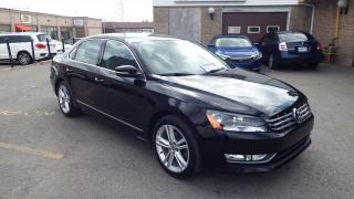 Used 2015 Volkswagen Passat HIGHLINE/BACKUP CAMERA/NAVI/SUNROOF/$17999 for sale in Brampton, ON