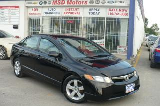 Used 2007 Honda Civic LX  ACCIDENT FREE for sale in Toronto, ON