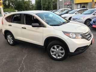 Used 2014 Honda CR-V EXT HONDA WARRANTY 2021/ AWD/ CAMERA/ ALLOYS! for sale in Scarborough, ON