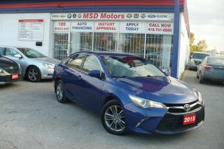 Used 2015 Toyota Camry SE for sale in Toronto, ON
