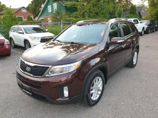 Used 2014 Kia Sorento LX for sale in Brampton, ON