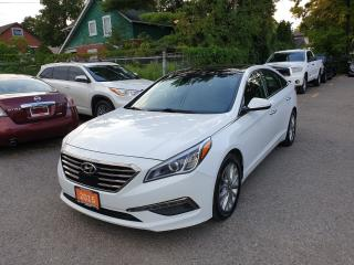 Used 2015 Hyundai Sonata 2.4L Limited for sale in Brampton, ON