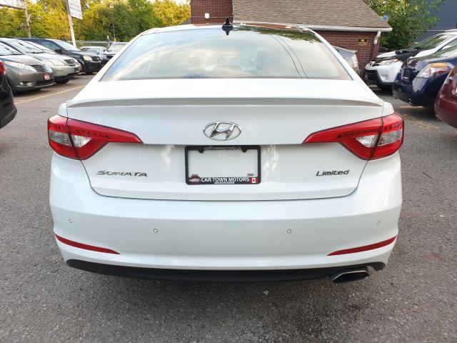 2015 Hyundai Sonata 2.4L Limited Photo5