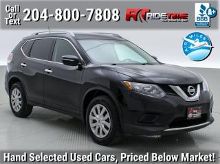 Used 2015 Nissan Rogue S for sale in Winnipeg, MB