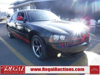 Used 2010 Dodge Charger SXT 4D Sedan for sale in Calgary, AB