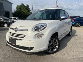 Used 2015 Fiat 500L Lounge for sale in London, ON