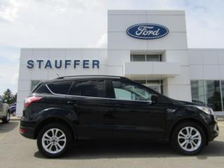 Used 2018 Ford Escape SEL for sale in Tillsonburg, ON