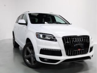 Used 2015 Audi Q7 TDI VORSPRUNG EDITION   S-LINE   7-PASS   PANO   B for sale in Vaughan, ON