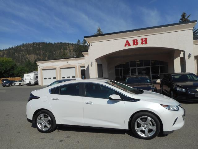 2017 Chevrolet Volt LT ELECTRIC PLUG-IN