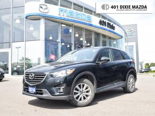 Used 2016 Mazda CX-5 GS|ONE OWNER|NO ACCIDENTS|1.99% FINANCE AVAILABLE for sale in Mississauga, ON