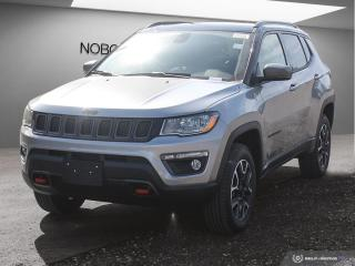 New 2020 Jeep Compass Trailhawk for sale in Mississauga, ON