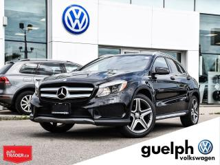 Used 2016 Mercedes-Benz GLA 250 4MATIC GLA 250 for sale in Guelph, ON