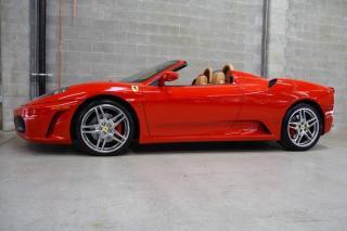 Used 2006 Ferrari F430 F1 Spider for sale in Vancouver, BC