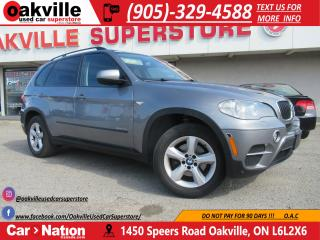 Used 2012 BMW X5 xDrive35i | NAVI | PANO ROOF | LED | B/U CAM for sale in Oakville, ON