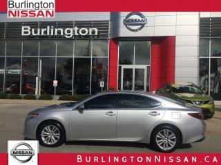 Used 2014 Lexus ES 350 Base for sale in Burlington, ON