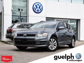 Used 2017 Volkswagen Golf Sportwagen Trendline for sale in Guelph, ON