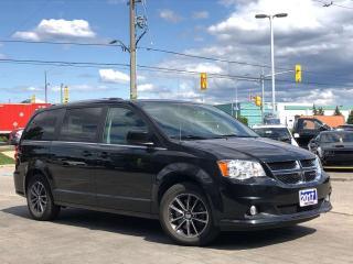 Used 2017 Dodge Grand Caravan SXT** Premium Plus**DVD**NAV for sale in Mississauga, ON