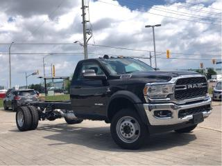Used 2019 RAM 5500 Tradesman/SLT for sale in Mississauga, ON