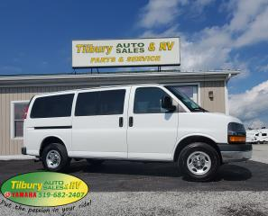 Used 2012 Chevrolet Express 3500 LT for sale in Tilbury, ON