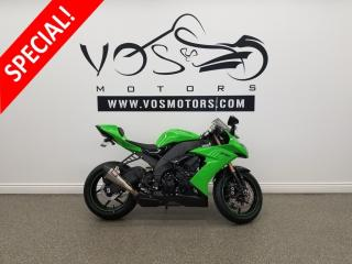 Used 2008 Kawasaki Ninja ZX1000 - No Payments For 1 Year** for sale in Concord, ON