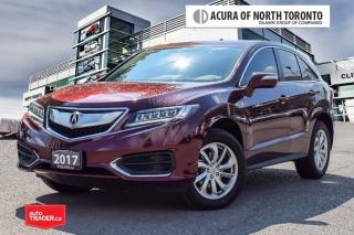 Used 2017 Acura RDX Tech at No Accident| LOW KM| Remote Start for sale in Thornhill, ON