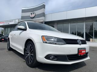 Used 2013 Volkswagen Jetta 2.0 TDI DIESEL HIGHLINE FULLY LOADED ONLY 85KM for sale in Langley, BC