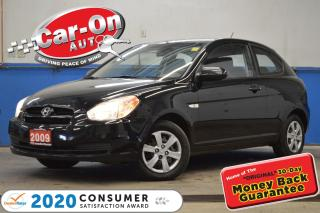 Used 2009 Hyundai Accent 5 SPEED A/C POWER GROUP for sale in Ottawa, ON