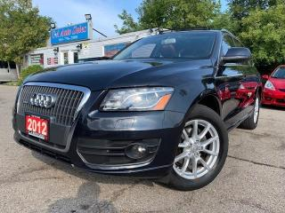 Used 2012 Audi Q5 quattro 4dr 2.0L Premium Plus *  NAVI LOW KMS*navi back up for sale in Brampton, ON