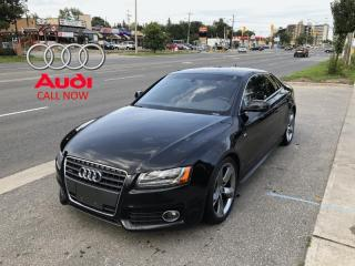 Used 2010 Audi A5 - S-Line Package AWD - Mint Condition - CALL NOW for sale in Toronto, ON