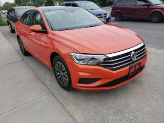Used 2019 Volkswagen Jetta SEL 4 Cylinders 1.4L DI Turbo for sale in Toronto, ON