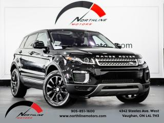 Used 2017 Land Rover Evoque SE|Navigation|Camera|Pano Roof|Heated Leather for sale in Vaughan, ON