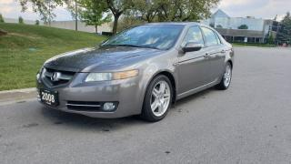 Used 2008 Acura TL 4dr Sdn Auto for sale in Vaughan, ON