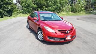 Used 2009 Mazda MAZDA6 4dr Sdn I4 GS for sale in Mississauga, ON