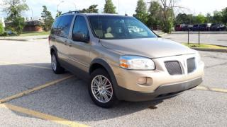 Used 2006 Pontiac Montana Sv6 4dr for sale in Mississauga, ON