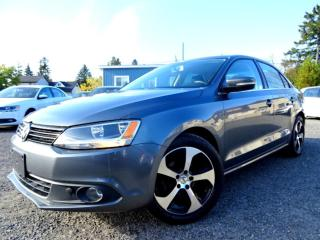 Used 2013 Volkswagen Jetta Comfortline TDI DSG Sunroof Bluetooth Certified for sale in Guelph, ON