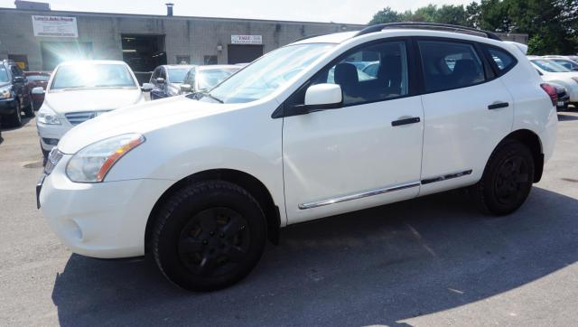 2012 Nissan Rogue S AWD CERTIFIED 2YR WARRANTY *FREE ACCIDENT*SERVICE RECORDS* BLUETOOTH PARKING SENSORS