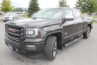 Used 2016 GMC Sierra 1500 SLT for sale in Carleton Place, ON