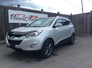 Used 2014 Hyundai Tucson GLS for sale in Stittsville, ON
